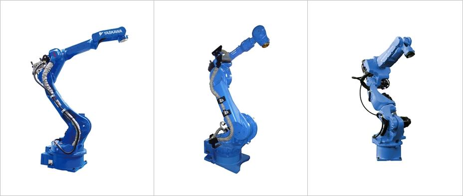 安川机器人MA系列产品展示