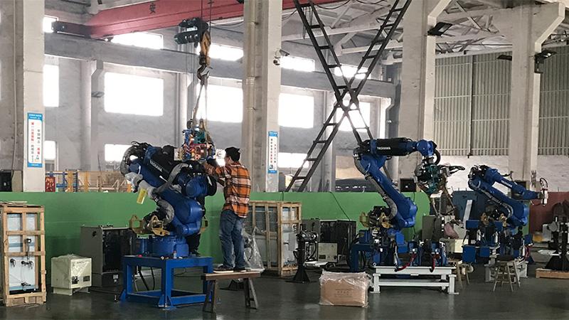 江苏悦川机器人,打造中国实力品牌