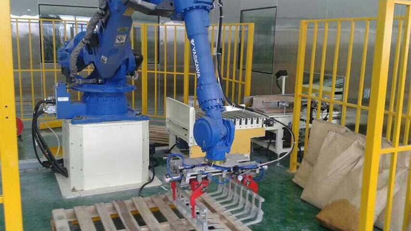 悦川搬运机器人系统的优势有哪些?