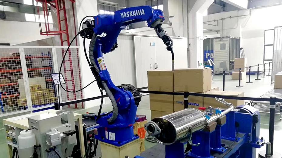 弧焊机器人产品介绍