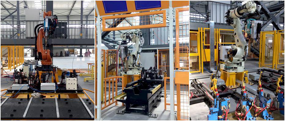 点焊机器人产品展示