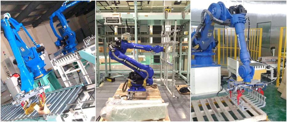 码垛机器人产品展示