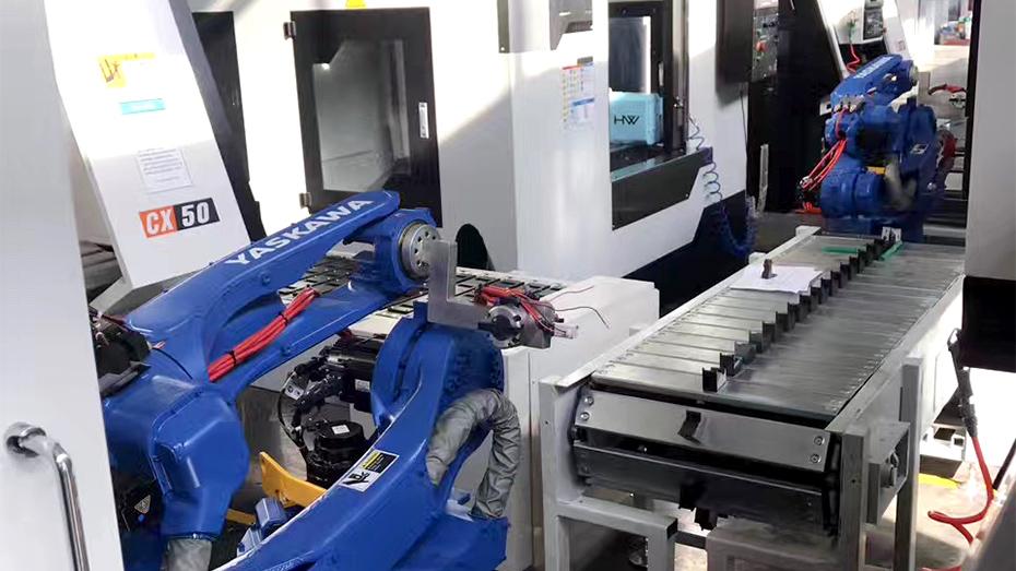 机床上下料机器人产品介绍