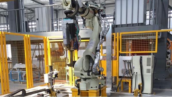 悦川焊接机器人传感技术是什么?大家知道吗?