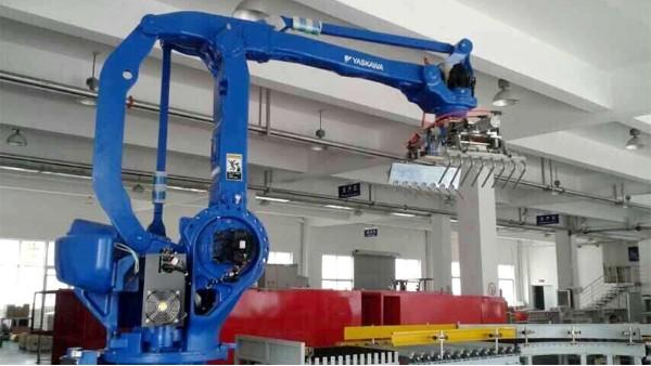 【悦川机器人小课堂】悦川码垛机器人的优势有哪些?
