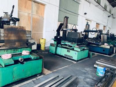 悦川机器人线切割