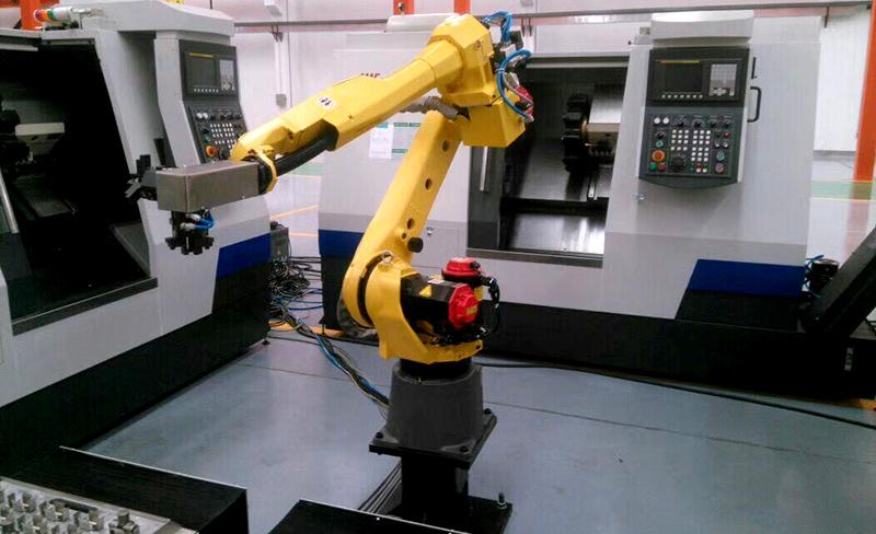 搬运机器人系统